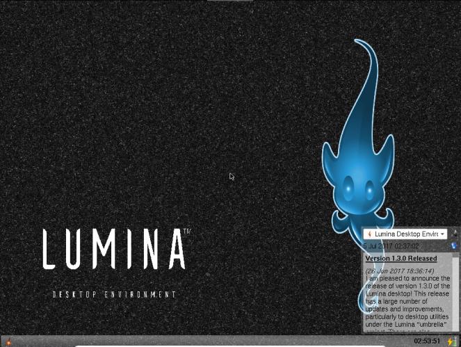 Lumina-desktop